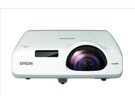 Epson EB-530 3LCD Projector 16000:1 3200 Lumens 1024x768 3.7kg (Ethernet)
