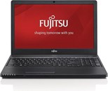Fujitsu LIFEBOOK A555 (15.6 inch) Notebook Core i3 (5005U) 2.0GHz 4GB 500GB (HDD) DVD±RW DL WLAN/Bluetooth Windows 7 Pro (64-bit) + Office 2013 Trial (Intel HD 5500)