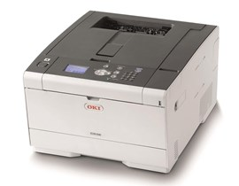 OKI C532DN (A4) Workgroup Colour Printer (Duplex, Networked) 1GB RAM 3GB eMMC 1200x1200dpi 30ppm 350 Sheets USB/Ethernet (PCL6, PCL5c, PS3, PDF v1.7, SIDM (IBM-PPR, EPSON-FX), XPS) - 2AC