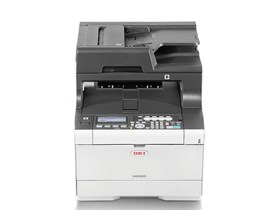 OKI MC563DN (A4) Multi Function Printer (Print/Copy/Fax/Scan) 1GB 1200x1200dpi 30ppm 350 Sheets ADF (White) Network Ready/Duplexed