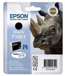 Epson T1001 Stylus Black Ink Cartridge