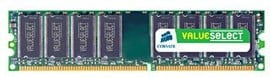 Corsair ValueSelect 2GB (1x 2GB) 800MHz DDR2 RAM