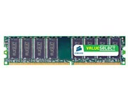 1GB Corsair Value Select 667MHz DDR2 Memory Stick
