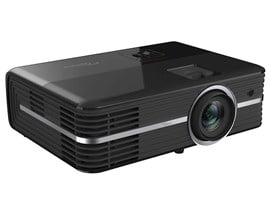 Optoma UHD51 Ultra HD Home Entertainment Projector LAN 500,000:1 2400 Lumen 3840x2160 (5.22kg)