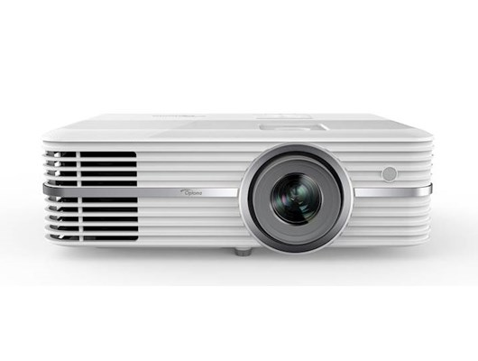 Optoma UHD40 Ultra HD Home Entertainment Projector 500,000:1 2400 Lumens 3840x2160 (5.22kg)
