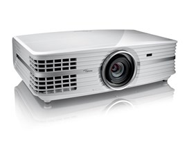 Optoma UHD60 Ultra HD Home Entertainment Projector LAN 1,000,000:1 3000 Lumens 3840x2160 (7.8kg)