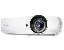 Optoma EH460ST Full 3D Short Throw Projector LAN 20,000:1 4,200 Lumen 1920x1080 (2.95kg)