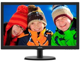 "Philips V-Line 21.5"" Full HD LED Monitor"
