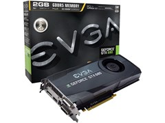 EVGA GeForce GTX 680 Superclocked 2GB Graphics Card
