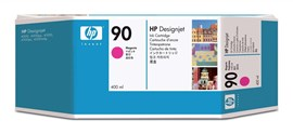 HP 90 Magenta Ink Cartridge (400ml)