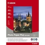 Canon SG-201 (A3) 260gsm Semi-Gloss Photo Paper Plus (Pack of 20 Sheets)