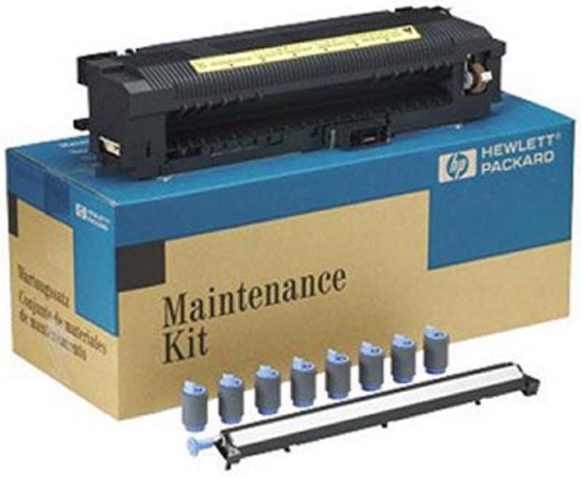 HP LaserJet P4014N CB507A Monochrome Printer Page Count/<225K