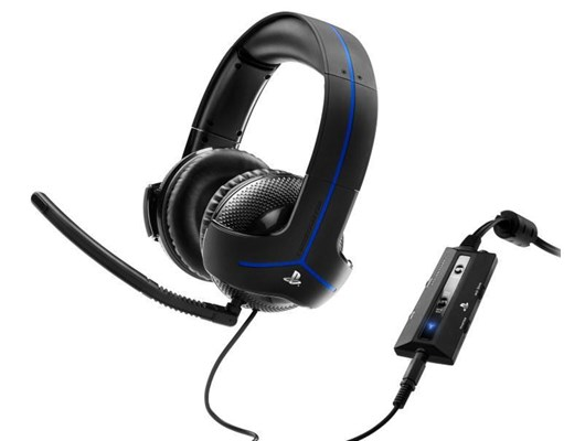 Thrustmaster Y-300P Headset (PS3/PS4/Vita) Gaming Headset (Wired)
