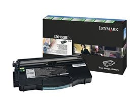 Lexmark E120 Black Return Program Toner Cartridge