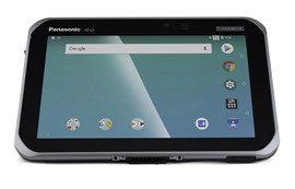 Panasonic TOUGHBOOK FZ-L1 (7 inch) Tablet PC Qualcomm (MSM8909) 1.1GHz 2GB 16GB eMMC WiFi Camera Android 8.1 + Warm Swap Function