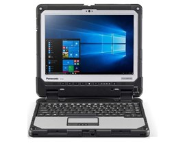 Panasonic CF-33 Mk1 (12 inch) 2-in-1 Detachable Toughbook Core i5 (7300U) vPro 2.6GHz 8GB 256GB SSD WLAN BT Windows 10 Professional (Intel HD Graphics 620)