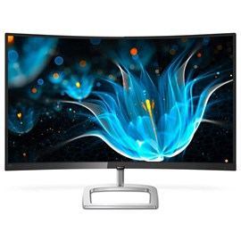"Philips 328E9FJAB 32"" QHD LED Curved Monitor"