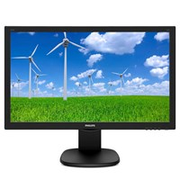 Philips 243S5LHMB/00 23.6 inch LED 1ms Monitor - Full HD, 1ms, HDMI