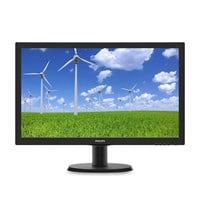 Philips 243S5LDAB 24 inch LED 1ms Monitor - Full HD, 1ms, Speakers