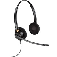 Plantronics EncorePro HW520D Over-the-Head Binaural Headset with Noise Canceling Microphone