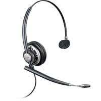 Plantronics EncorePro HW720D Over-the-Head Binaural Corded Headset with Noise Cancelling Microphone