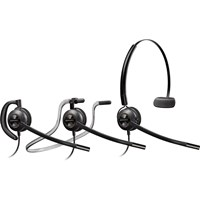 Plantronics EncorePro HW540D Convertible Monaural Headset with Noise Canceling Microphone