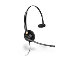 Plantronics EncorePro HW510 Over-the-Head Monaural Headset with Noise Cancelling Microphone