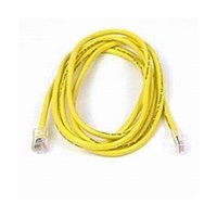 Belkin High Performance Category 6 UTP Patch Cable 3M(9.8 ft) Yellow