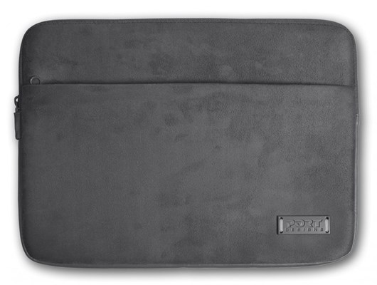 Port Designs MILANO Notebook Sleeve (Grey) for 13/14 inch Notebooks