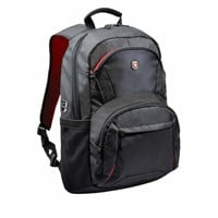 Port Designs Houston Notebook Backpack (Black) for 17.3 inch Notebooks