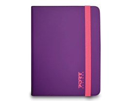 Port Designs Noumea Universal Portfolio (Purple/Pink) for 7 inch to 8 inch Tablet