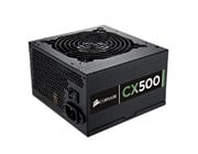 Corsair CX500  Builder Series 500W Power Supply