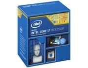 Intel Core i7-4770K  3.5GHz Socket 1150 Quad Core