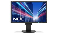 NEC EA234WMI-BK 23 inch LED IPS Monitor - Full HD, 6ms, Speakers