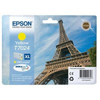Epson T7024 (Yield 2,000 Pages) Yellow High Capacity Ink Cartridge