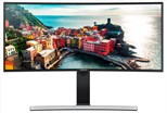 Samsung S34E790CN (34 inch) Ultra WQHD Curved LED Monitor 3000:1 300cd/m2 3440x1440 DisplayPort/HDMI