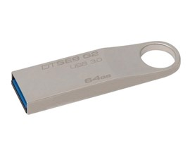 Kingston DataTraveler SE9 G2 64GB USB 3.0 Drive