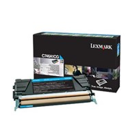 Lexmark Return Program (High Yield: 7,000 Pages) Cyan Toner Cartridge for C746/C748 Printers