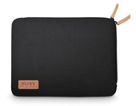 Port Designs Torino Protective Sleeve (Black) for 10 inch to 12.5 inch Laptop