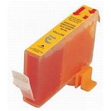 Canon BCI-6Y (Yield: 440 Pages) Yellow Ink Cartridge