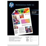 HP Professional (A4) Glossy Laser Paper (150 Sheets) 150gsm (White)