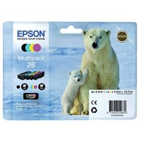 Epson Polar Bear 26 MultiPack
