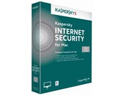 Kaspersky Lab Internet Security 2014 for Mac - 1 Year 1 User
