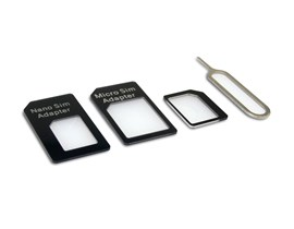Sandberg SIM Card Adaptor Kit 4 In 1