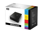 "Western Digital Elements Desktop - 3.5"" 2TB"