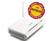 ZyXEL NBG-416N Wireless N Lite Broadband Router