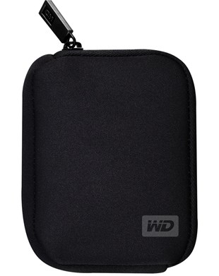 WD Carrying Case (Black) for My Passport Hard Drives