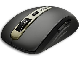Rapoo MT350 Wireless Optical Mouse 2.4GHz (Black)