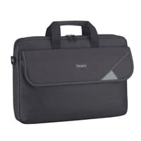 Targus Intellect Topload Laptop Case ((Black) for 15.6 inch Laptop