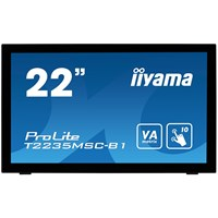iiyama ProLite 22 inch LED Touchscreen Monitor - Full HD, 6ms, DVI